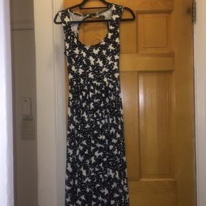 Black and White Rachel Pally Maxi Dress